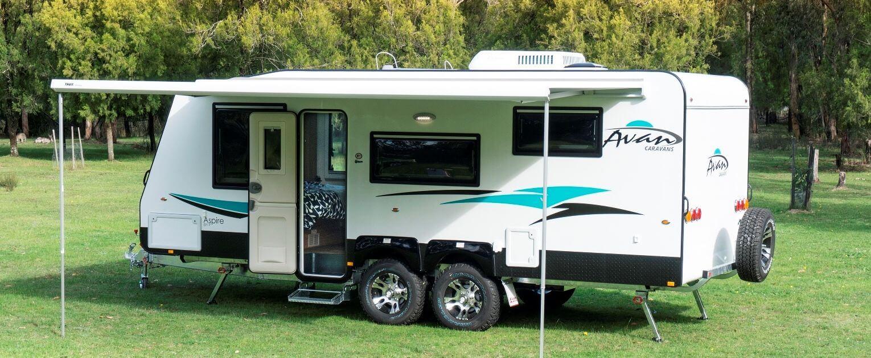 600 Series Aspire Avan Caravan