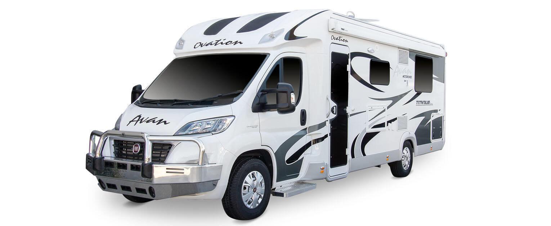 Avan Campers Caravans Motorhomes Adventure