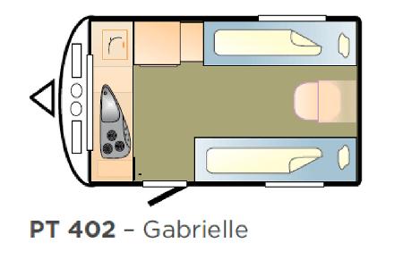 400 Series Pop Top Gabrielle