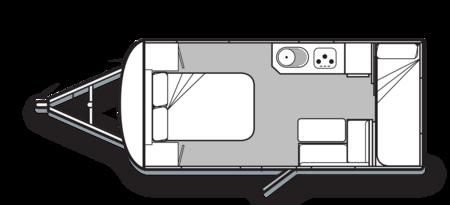 555-4 Bunk Van