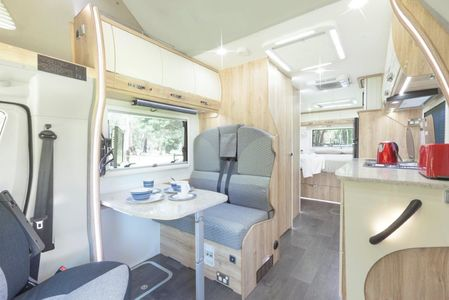 internal motor home