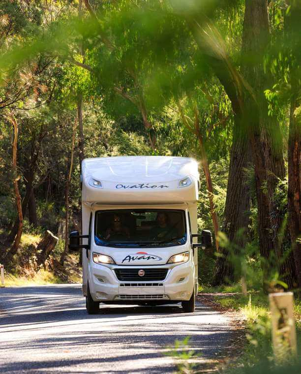 Avan Campers Caravans & Motorhomes Warranty Registration